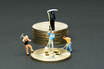 ビットコイン マイニング 収益報告